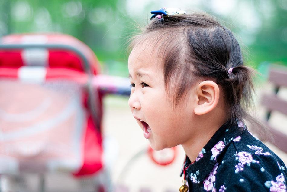 Understanding tantrums